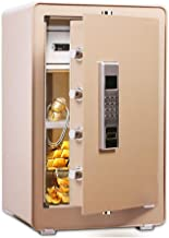 Master Lock Fireproof Safe Electronic Wall Safe for Cash Box Security Paragon Lock Safe Home Cabinet Safe with Keys and Di...