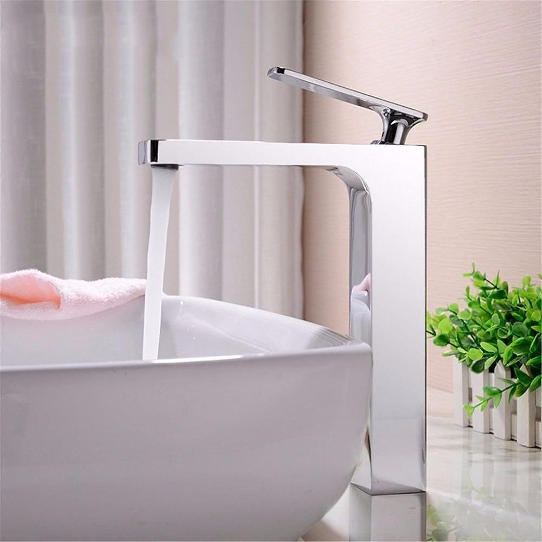 Küchenarmatur Waschtischarmatur Wasserfall Wasserhahn Bad Mischbatterie Badarmatur Waschbecken Kupfer hei und kalt über Aufsatzbecken Wasserhahn Waschbecken Waschbecken Kunst Waschbecken Wasserhahn