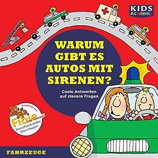 Warum gibt es Autos mit Sirenen (KIDS Academy) Titelbild