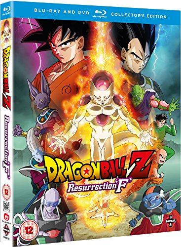 Dragon Ball Z: Resurrection F Collector's Edition (Blu-ray) [UK Import]