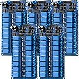 AZDelivery 5 x Modulo Relay 16 canali 12V con optoaccoppiatore Low-Level-Trigger compatibi...