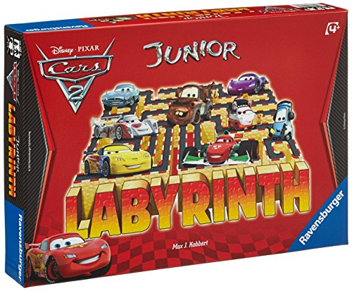 Ravensburger 22135 - Disney Cars 2 Junior Labyrinth