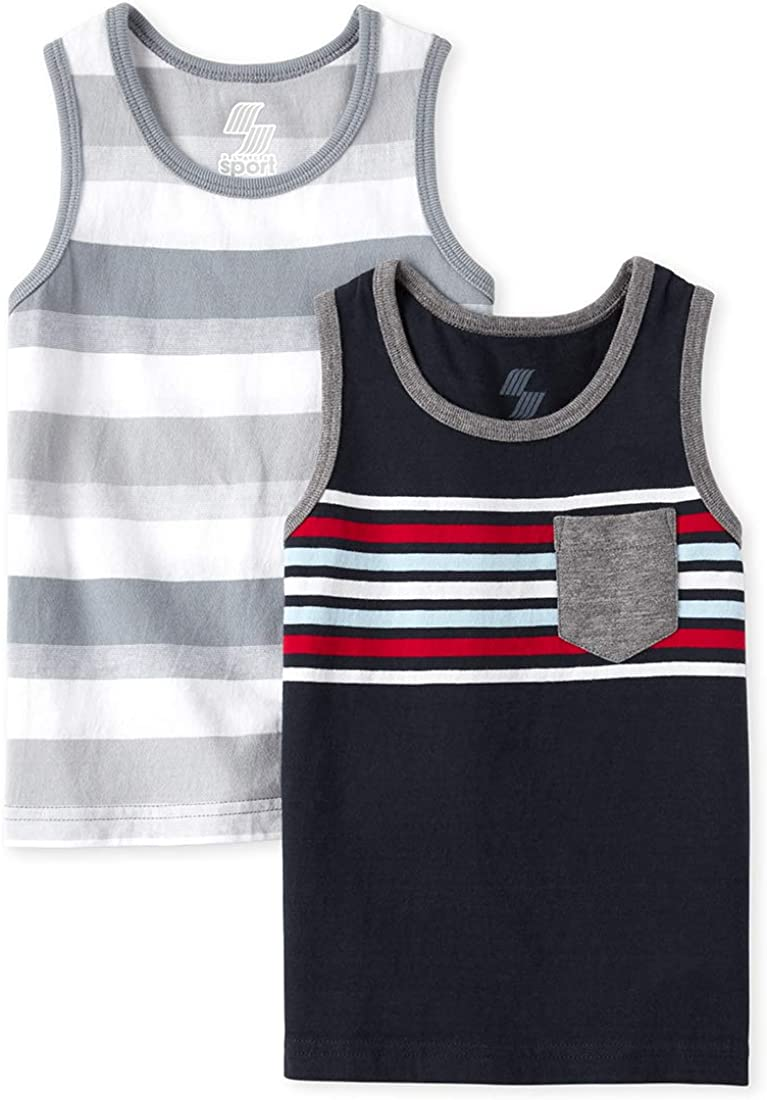 The Childrens Place Boys Tank Top