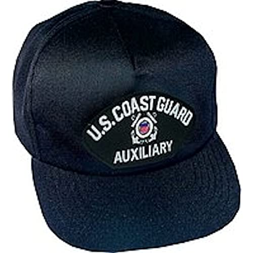 8401159fb6d9 U.S. Coast Guard Auxiliary Ballcap