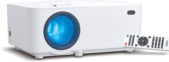 RCA Projectors, Video, Office, Presentations, Screen, HD, 1080p, Android, Wi-Fi (Built-in Bluetooth)