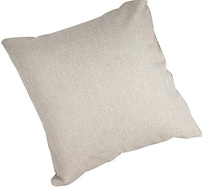 Fibre gang 100% algodón Funda de Almohada Decorativa, la ...