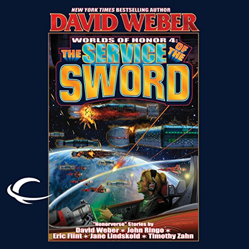 The Service of the Sword audiobook cover art