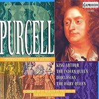 パーセル:オペラ組曲集