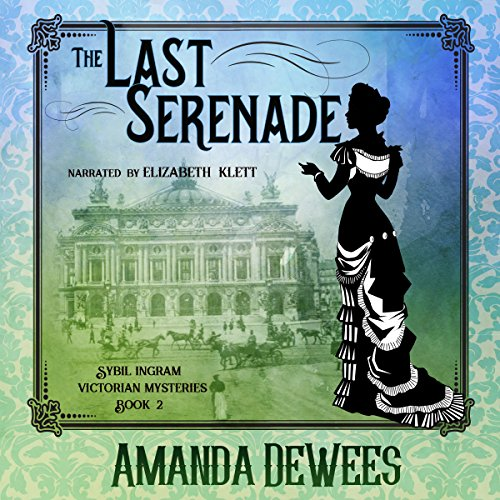 The Last Serenade cover art