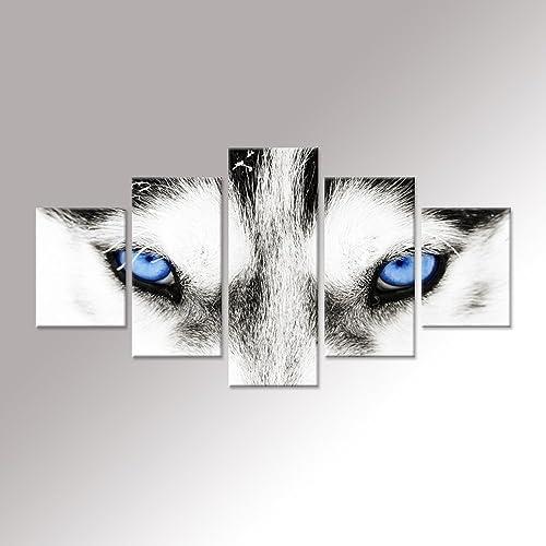 Photos Of Wolf Art Amazoncom