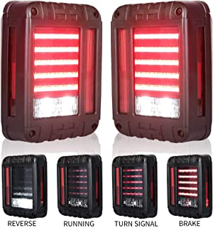 trackside led tail light