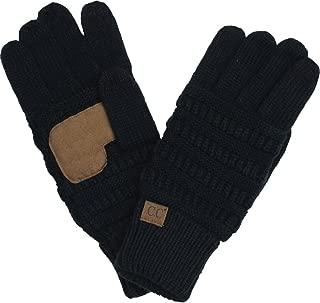 BYSUMMER C.C. Smart Touch Tip Cold Weather Best Winter Gloves