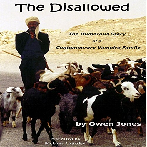 The Disallowed Audiobook By Owen Jones cover art