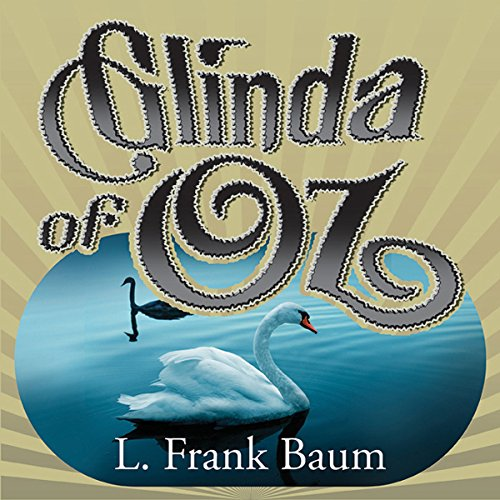 Glinda of Oz audiobook cover art
