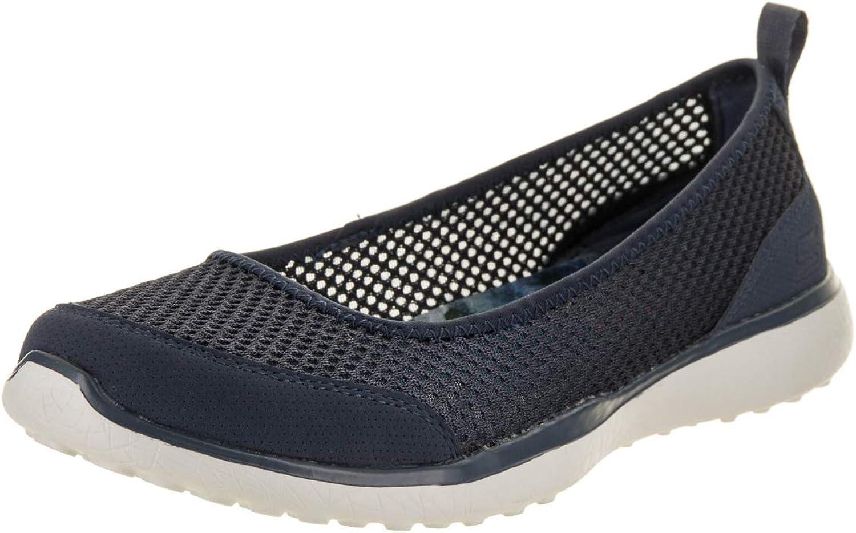 Skechers Womens Microburst - Sudden Look Sneaker