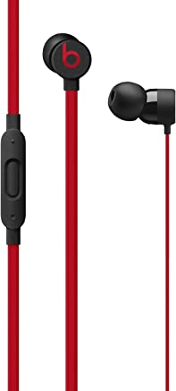 Beats urBeats3 Decade Collection In-Ear Headphones with 3.5mm Connector - Defiant Black/Red