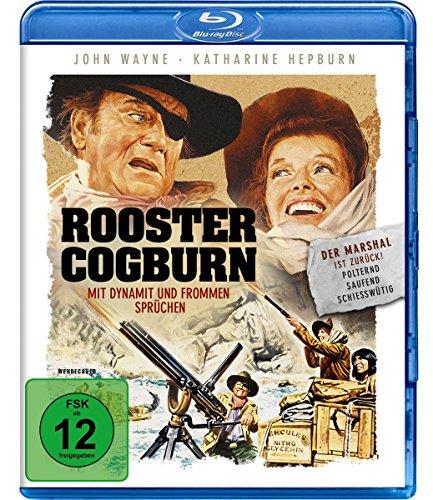 Rooster Cogburn - Mit Dynamit und frommen Sprüchen [Blu-ray]