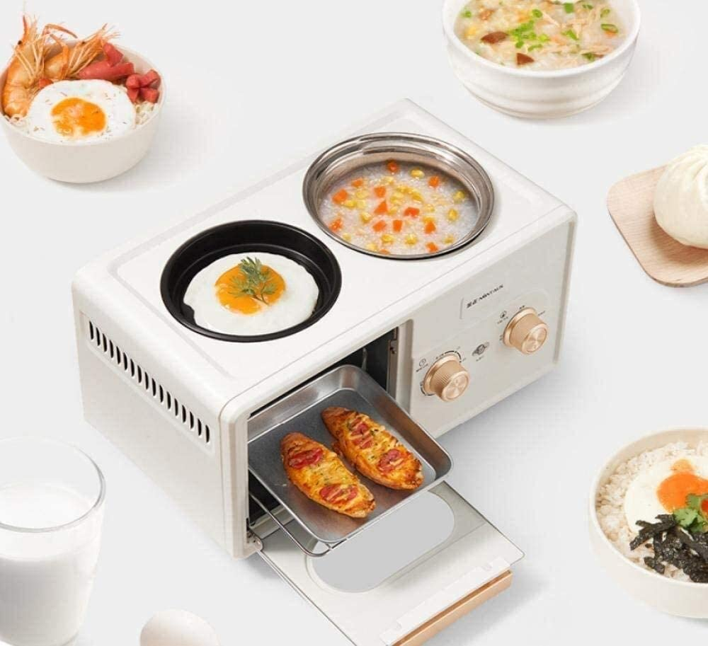 Mr.T Machine à Pain Machine à Pain Machine à Pain Automatique des ménages à Petite échelle Noodle Fermentation Intelligent Petit-déjeuner Machine à Pain numérique (Color : C) B