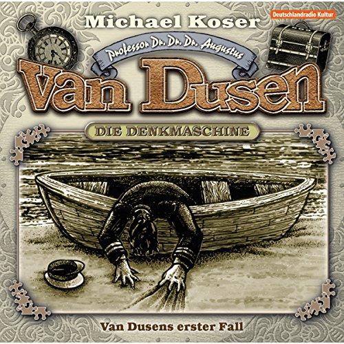 Van Dusens erster Fall (Professor van Dusen 11) Titelbild