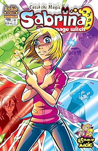 Sabrina Manga #32 (English Edition)