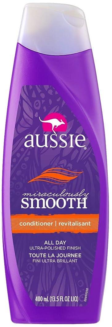 ジャンプする恨み安全Aussie Sydney Smooth Conditioner, 400 ml (並行輸入品)