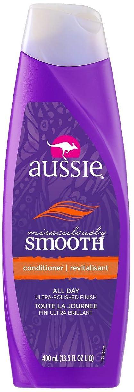 弱いドレインしなやかなAussie Sydney Smooth Conditioner, 400 ml (並行輸入品)