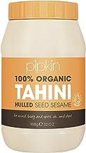 Pipkin 100% Organic Tahini Paste 908g – Roasted and