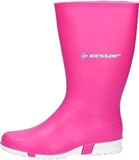 Dunlop Sport Retail, Bottes & bottines de pluie Mixte Enfant, Rose Pink), 31 EU