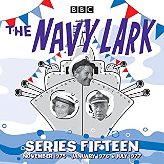 Couverture de The Navy Lark: Series 15