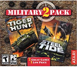 M4: Tiger Hunt and Steel Tide (Jewel Case) - PC