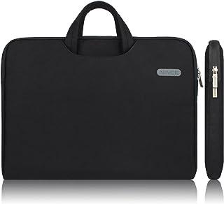 Arvok 13-13.3 Pulgadas Funda para Portátiles/Maletín Funda Bandolera para MacBook Pro Retina/MacBook Air/Protectora Funda Bolso para Acer/ASUS/DELL/Lenovo/HP/Samsung (Negro)