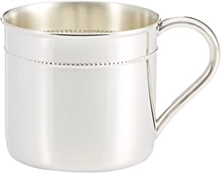 Reed & Barton Sterling Silver 6-Ounce Beaded Child Cup