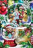 Snow Globes Kid s Jigsaw Puzzle 100 Piece