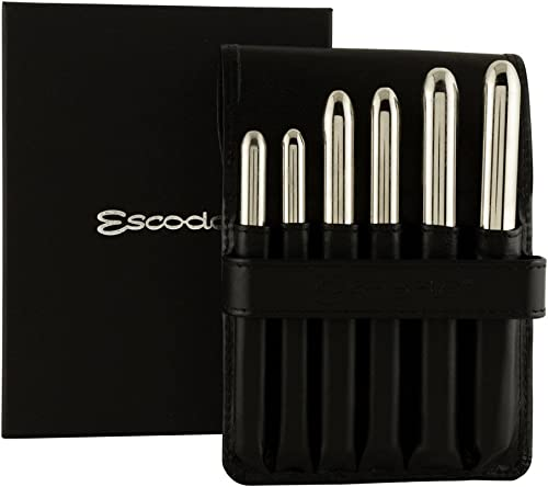 Escoda   Watercolour Travel Brush Set   Ultimo   Series 1245   Set of 6