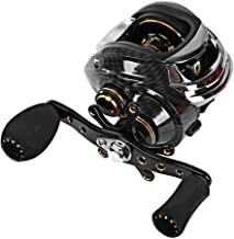 Mounchain Spinning Angelrolle, Double-Line Cup Spinning Angelrolle Baitcasting Angelrolle..