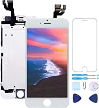 Screen Replacement for iPhone 6 Plus Screen Replacement White 5.5