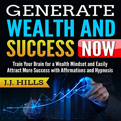 Generate Wealth and Success Now audiobook cover art