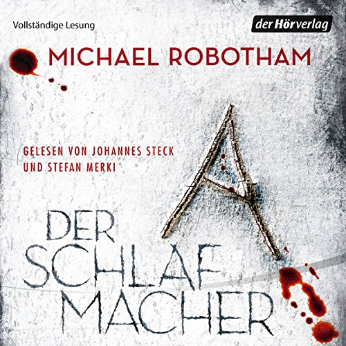 Der Schlafmacher (Joe O'Loughlins 10) audiobook cover art