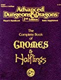 Advanced Dungeons & Dragons: the Complete Book of Gnomes & Halflings - Douglas Niles