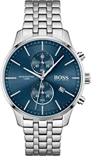 Hugo Boss Men's Analogue Quartz Watch with Stainless Steel Strap 1513839