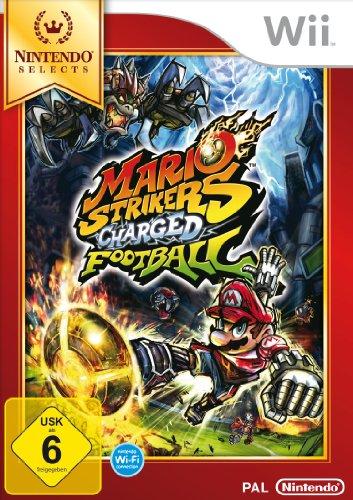 Mario Strikers: Charged Football - [Nintendo Wii]
