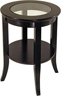 Winsome Wood Genoa Occasional Table, Espresso