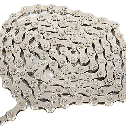 WFZ17 7-24 9/27 10/30 Speed Chains Durable Ultralight Steel Bicycle Chain for Mountain Road Bike Cycling F10