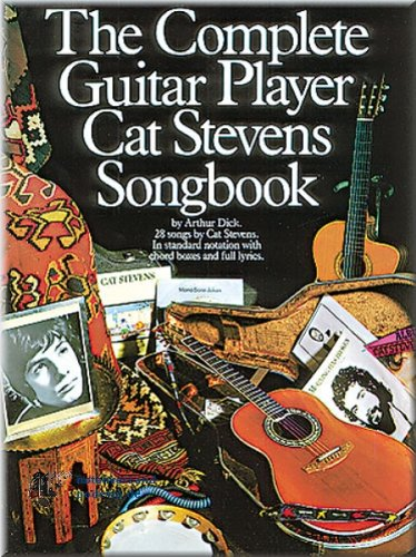 The Complete Guitar Player-Cat Stevens Songbook-Guitare [Partition]