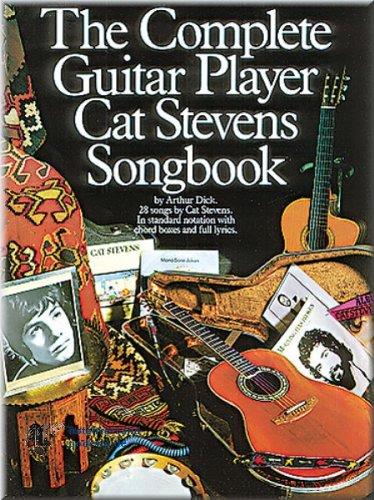 The Complete Guitar Player - Cat Stevens Songbook - Musiques de guitare [Notes de musique]