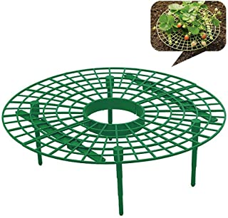 yodaliy Strawberry Supports, 5 Pack Plant Cradle Rack Strawberry Support,Strawberry Growing Frame for Strawberry Planting Keeping Fruit Elevated to Avoid Ground Rot