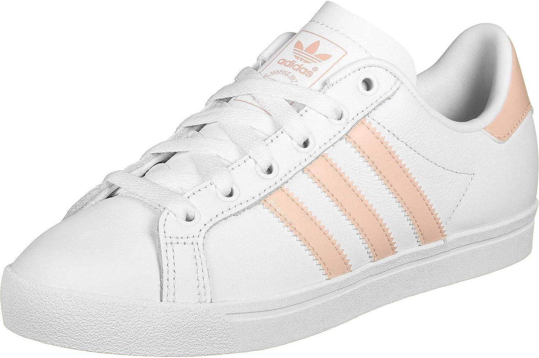 adidas Coast Star Garcon Baskets Mode Blanc