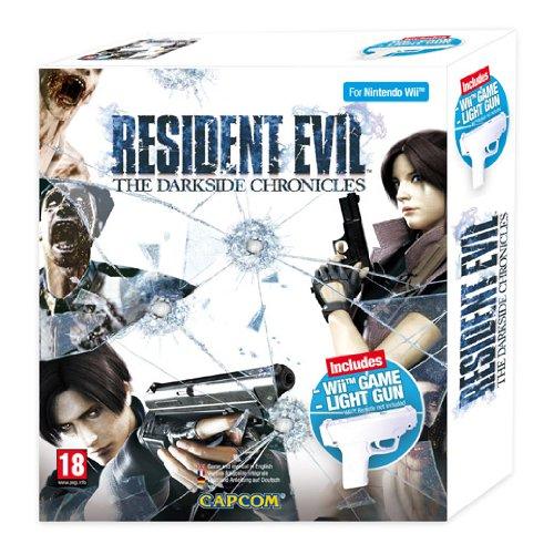 Resident Evil : The Darkside Chronicles + Light Gun (Wii)