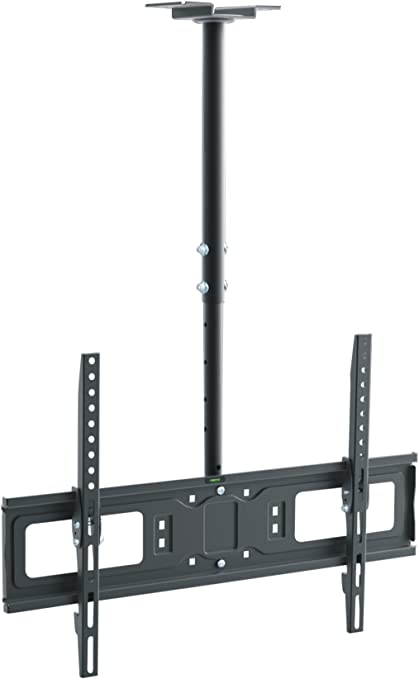 Opticum Tv Deckenhalterung Ax Cinema 32 65 Zoll Lcd Fernseher Halter Drehbar Schwenkbar Vesa 600 X 400 Heimkino Tv Video