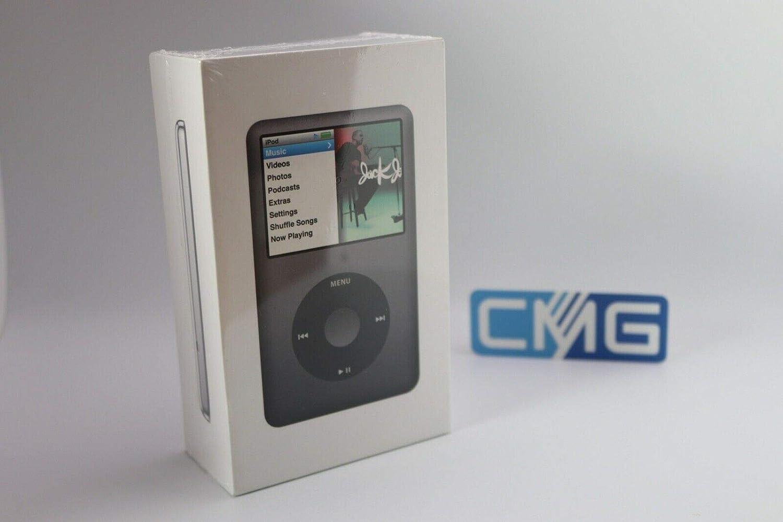 Reproductor de MP3 Pod Classic Reproductor de m/úsica y v/ídeo